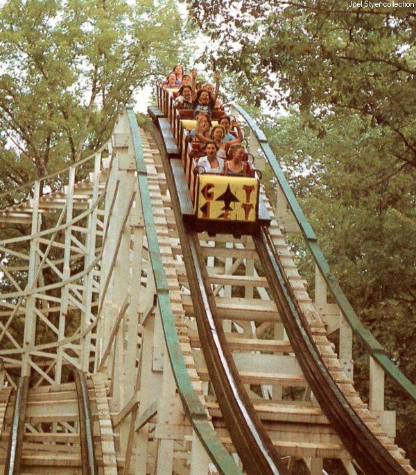 Rocky Glen Park Home: Landmark Amusement Park Rocky Glen, Honored