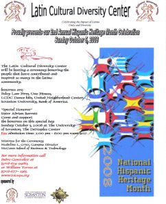 LCDC Hispanic Heritage Celebration