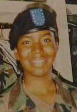 PFC LaVerna Johnson