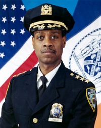 Three-star NYPD Chief Douglas Zeigler