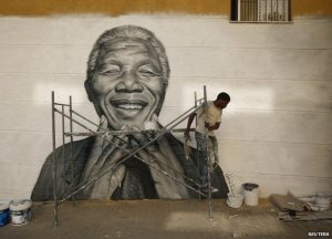 Nelson Mandela has become a Global Icon for Freedom and Justice