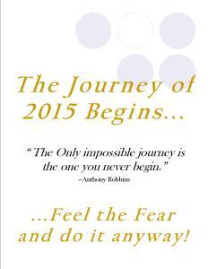2015 journey begins